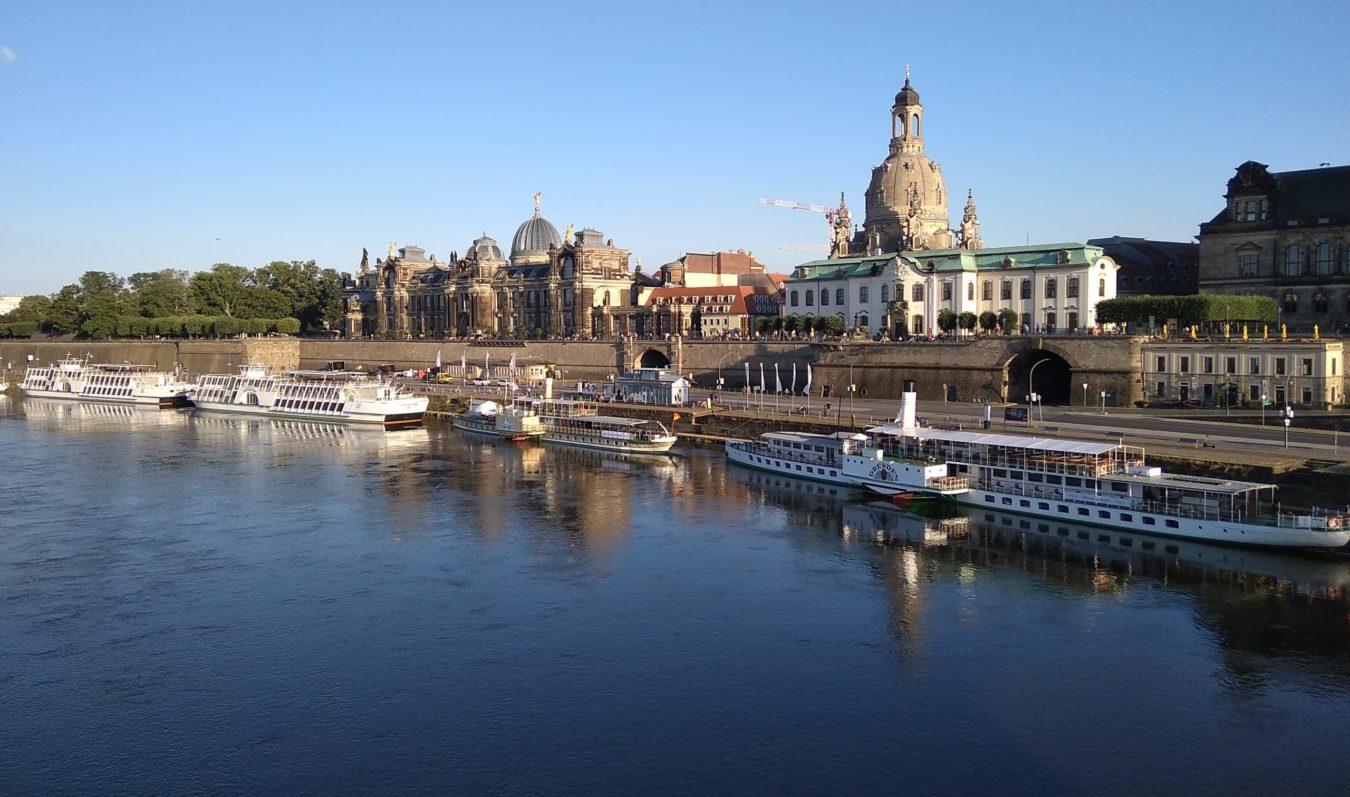 Transfer in Dresden